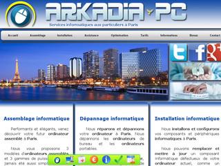 Dépannage Arkadia PC
