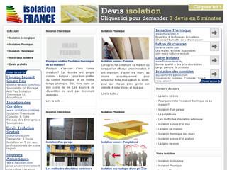 Isolation France