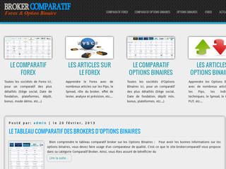 Broker Comparatif