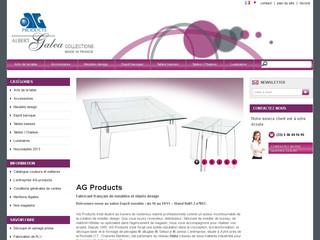 AG Products par Albert Galea