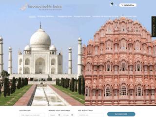 Contactez Incontournable Indes pour votre séjour