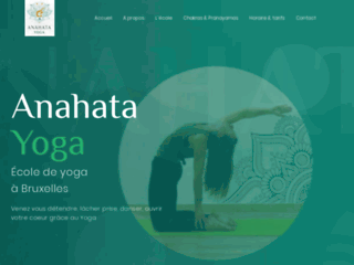 Anahata Yoga Bruxelles Cours de Yoga