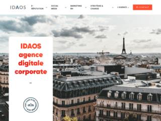 Idaos : Agence experte des médias sociaux
