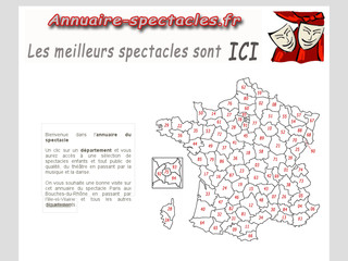 Annuaire Spectacle