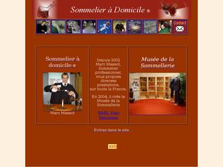 Sommelier à Domicile