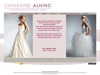 Alhinc, Catherine
