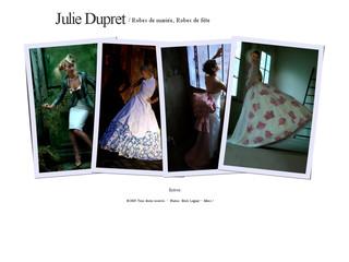 Julie Dupret