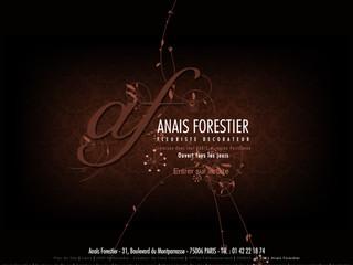 Anais Forestier
