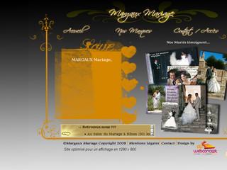 Margaux mariage