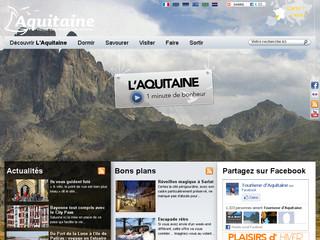 Tourisme - Aquitaine