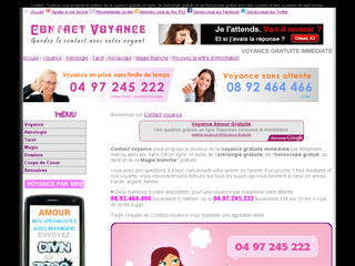 Contact Voyance