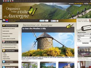 Auvergne Visite .org