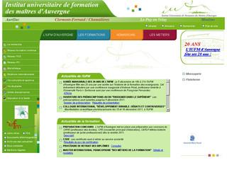 IUFM d'Auvergne