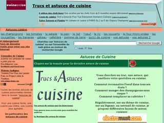 Astuces de cuisine