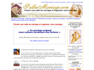 Salles Mariage