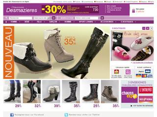 Chaussures des Mazières