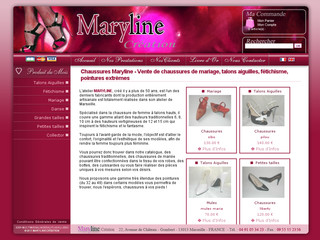 Chaussures Maryline