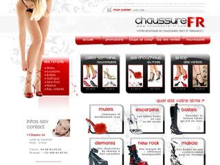 Chaussure-fr .com