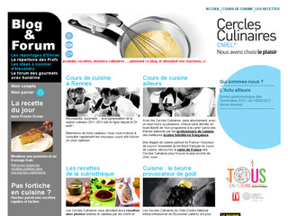Cercles Culinaires