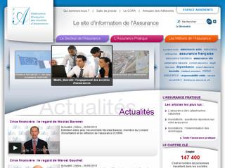 FFSA Fédération française des sociétés d'assurances