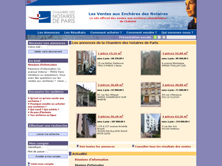 Enchères Paris