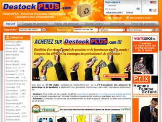 Destock plus