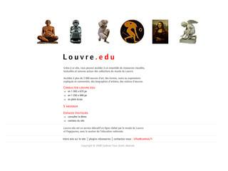 Louvre .edu
