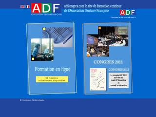 ADF Congrès