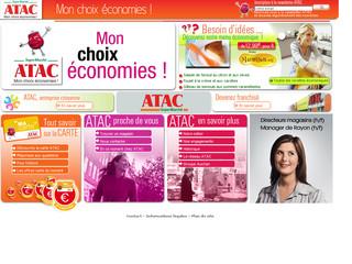Supermarchés ATAC
