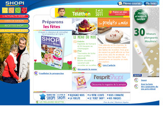 Supermarchés Shopi