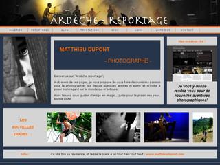 Ardèche reportage