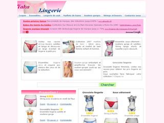 Taka Lingerie