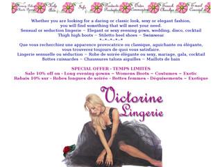 Victorine Lingerie