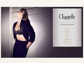Chantelle lingerie