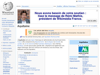 Aquitaine Wikipédia