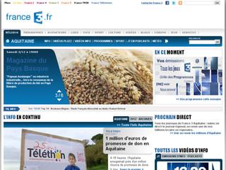 France3.fr Aquitaine
