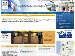 Renseignements Aquitaine