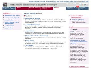 Insee Aquitaine