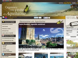 Tourisme Aquitaine
