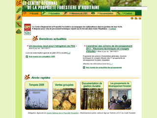 CRPF Aquitaine