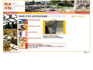 Musée Archéologiques de Nice