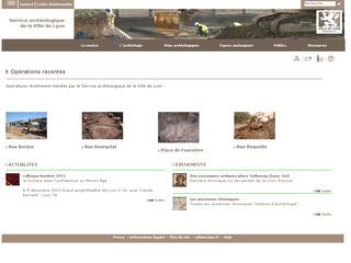Archéologie de Lyon