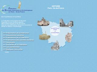 Historiques Archéologiques de Paris