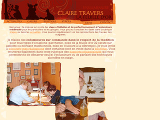 Claire Travers