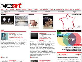Art culture Paris