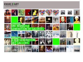 Galerie Enviedart