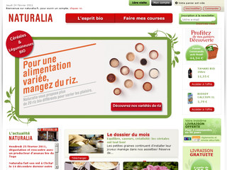Naturalia magasin bio