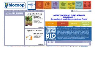 Biocoop magasin bio