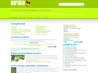 Agriculture Bio