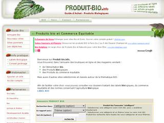 Produitb Bio